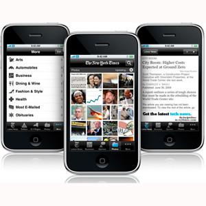 New York Times busca nuevas maneras de financiarse con una app mensual de 8 dólares