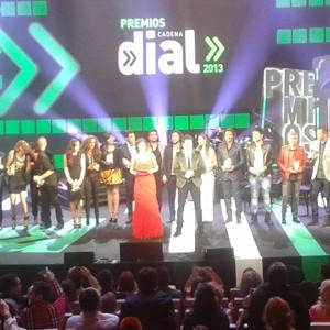 Los premios Cadena Dial 2013, en su décimo octavo aniversario en Valladolid