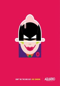 Una marca de preservativos nos muestra en una campaña cómo sacar al superhéroe que todos llevamos dentro