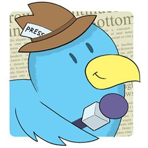 redes sociales periodistas