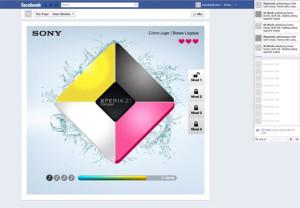 Gaming y redes sociales en una app creada por MediaCom para Sony