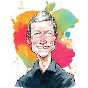 Tim Cook echa un rapapolvo a un antigua periodista del Wall Street Journal por su libro sobre Apple