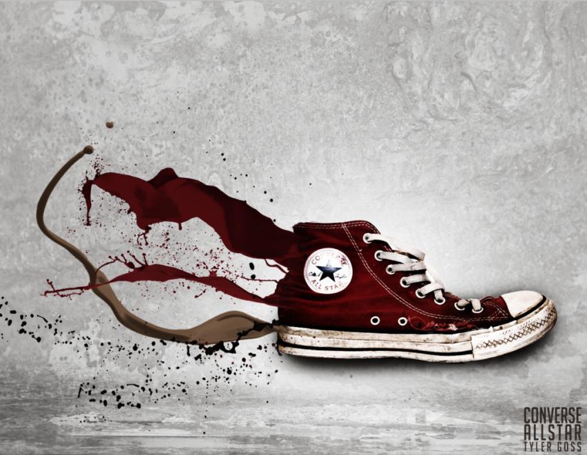 30 divertidos anuncios de las zapatillas Converse que le harán
