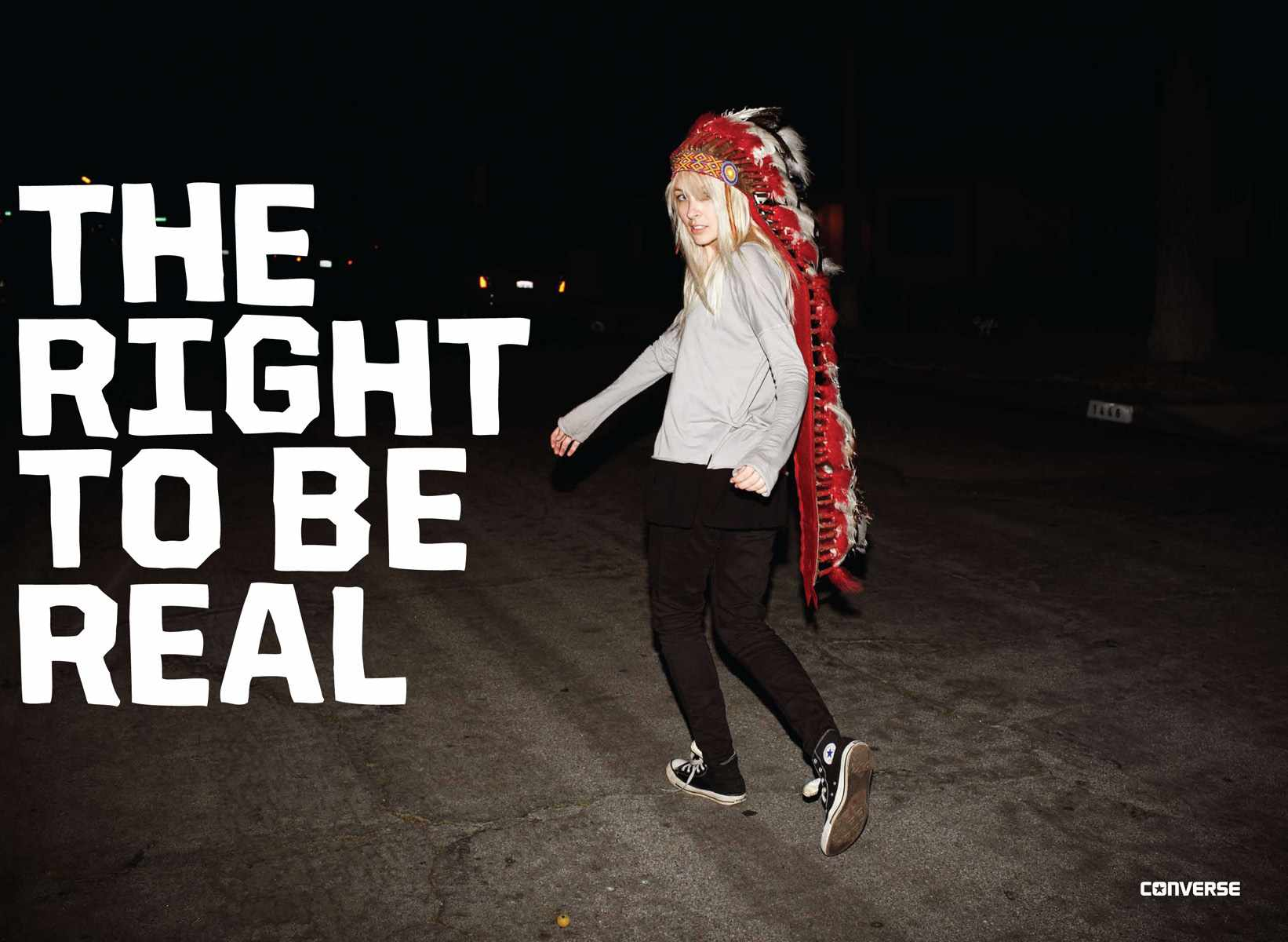 marketing and converse Mashable captures the laid-back vibe of shoemaker converse in an interview with geoff cotrill, the company's chief marketing officer, who attributes his brand's social-media prowess to a.