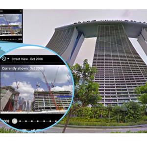 Google incorpora la posibilidad de dar marcha atrás en el tiempo con la nueva versión de Street View