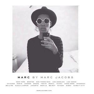 Marc Jacobs busca en Twitter e Instagram el nuevo rostro de su próxima campaña