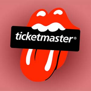Rolling Stones Ticketmaster copy