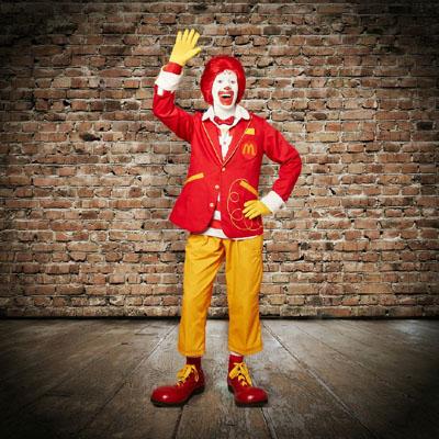 Ronald formal