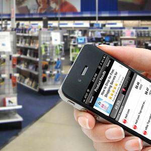 La influencia móvil en las compras offline aumentará en un 50% a lo largo del año