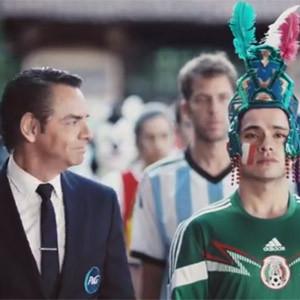 P&G y su peculiar entrenador preparan a todos los fanáticos del fútbol para el Mundial de Brasil