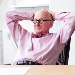 Muere a los 83 años Wally Olins, creador de la identidad de marca y gurú del branding