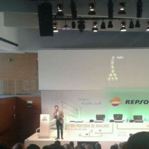 Pedro Pina (Google) en el Foro AEA: