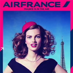 Air France apuesta por Maxus para su nueva campaña de publicidad