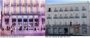 La Apple Store de la Puerta del Sol podría salir del cascarón antes del verano