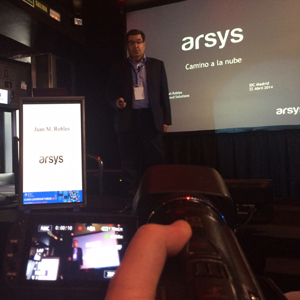 Juan Manuel Robles, director cloud solutions ARSYS: 'la mejor estrategia es una cloud híbrida'