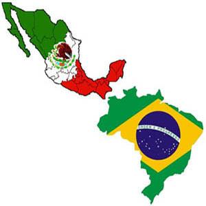 Brasil y México suman el 60% de la inversión publicitaria en televisión en América Latina