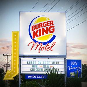Burger King crea un motel para que sus clientes puedan darse