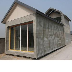 Una empresa china es capaz de fabricar 10 viviendas al día con una gigantesca impresora 3D
