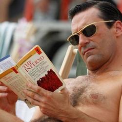 19 lecturas que aparecen en 'Mad Men' y que harán las delicias de los