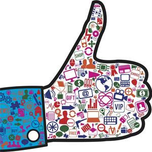 ¡Alegraos 'marketeros'! El 41% de los internautas españoles sigue a alguna marca en las redes sociales
