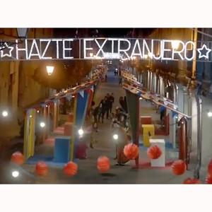 Hazte Extranjero, Gran AMPE de oro en multimedia 2014