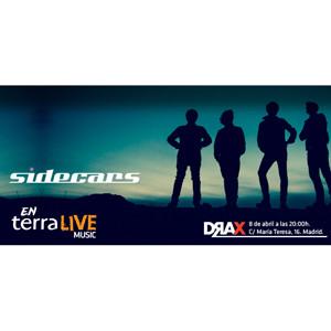 Arranca la nueva temporada de Terra Live Music Sidecars y Miss Caffeina, los primeros Terra Live Music 2014