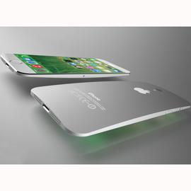 ¿Podría Apple subirse al carro de los smartphone curvados con su iPhone 6?
