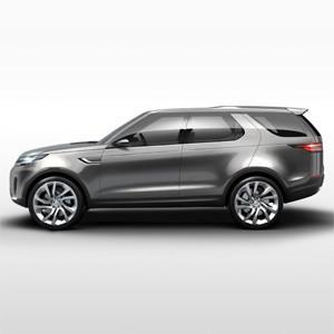 Land Rover Vision Discovery, un prodigio tecnológico (y mágico) sobre cuatro ruedas