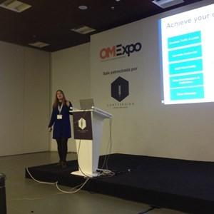 Contenido = marketing, las claves de la información como estrategia de marca en OMExpo