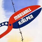 20 carteles publicitarios del Plan Marshall que le harán transportarse a la Europa de posguerra 66 años después