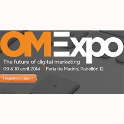OMExpo abrirá mañana las puertas del mayor evento sobre el futuro del marketing digital en IFEMA