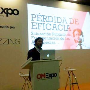 Narrativa transmedia: P. Muñoz (FCB) nos muestra cómo contar historias exitosas en la era digital en OMExpo