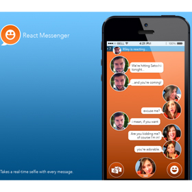 React, la app que convierte a los usuarios en 'emoticonos de carne y hueso'