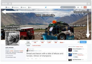¿Le parecen un horror los nuevos perfiles de Twitter? Le damos las claves para ponerlos