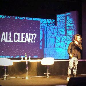 D. Shing (AOL) en Festival of Media: