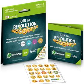 WhatsApp se lanza al mundo de las tarjetas de prepago con WhatsApp SIM