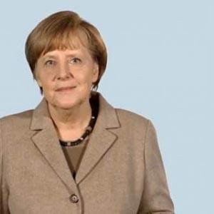 Ángela Merkel saca su lado más humano en un vídeo de YouTube para sus ciudadanos