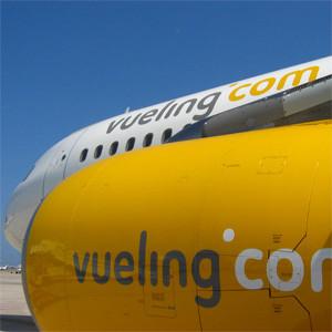 Vueling ofrecerá WiFi a alta velocidad en sus aviones con la