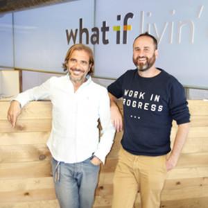 Joaquín Palomares, director creativo de what if living digital