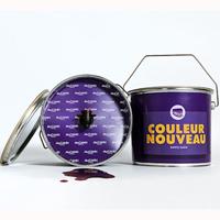 En el packaging las apariencias a veces engañan: ¿es esto un vino o un bote de pintura?