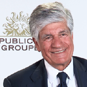 publicis groupe maurice levy