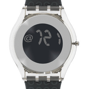 Swatch denuncia a Apple por el serio parecido del iWatch con la línea de los relojes suizos iSwatch