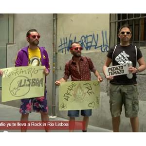 Vodafone desafía a 150 Yusers a ir a Rock In Rio Lisboa