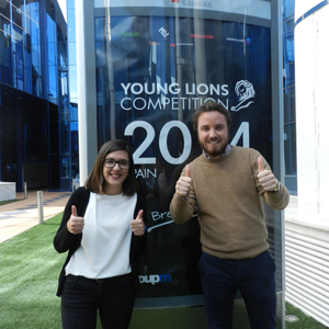 Ganadores Young Media Lions 2014 Mindshare