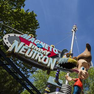 Nickelodeon Land estrena su parque de atracciones en Madrid