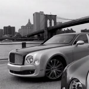 La marca de coches Bentley utiliza el iPhone 5s y el iPad Air para grabar y montar su nuevo spot