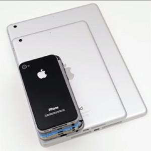 Descubra cómo será el tamaño del futuro iPhone 6 en una comparación con el resto de dispositivos Apple