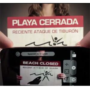Google compra Word Lens, la app que le permitirá traducir cualquier texto con tan solo una mirada