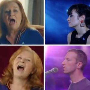Un emotivo y optimista spot lleno de famosos canta al son de los Beatles contra el Alzheimer