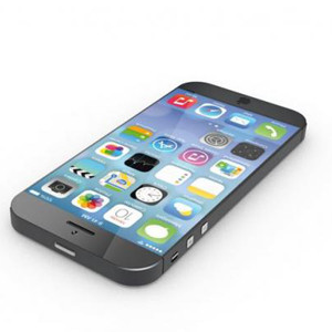¿Cómo se verá el iPhone 6 al lado de sus rivales?